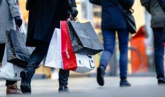 Heute können Sie in fast ganz Deutschland shoppen gehen. (Foto)