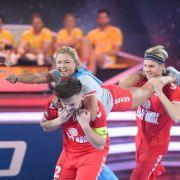 Revanche! Das sind die Gewinner beim Völkerball (Foto)
