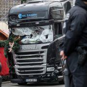 So lange war der Berliner Attentäter Amri schon ein Sicherheitsrisiko (Foto)