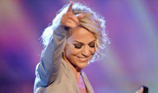 Sängerin Michelle ist noch auf der Suche nach dem Richtigen. (Foto)