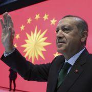 Erdogan muss sich Stasi-Methoden vorwerfen lassen (Foto)