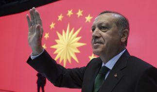 Bundesinnenminister Thomas de Maizière hat der Türkei in der Spionageaffäre gezielte Provokation vorgeworfen. (Foto)