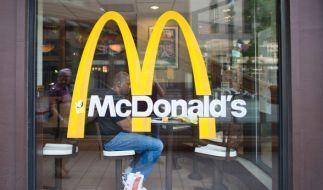 McDonald's hatte in vergangenen Jahrzehnten auch Pizza auf der Speisekarte - dieses Angebot hat sich allerdings nur in wenigen Filialen gehalten. (Foto)