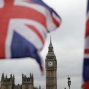 Scheidung besiegelt! Ist der Brexit jetzt schon ein Flop? (Foto)