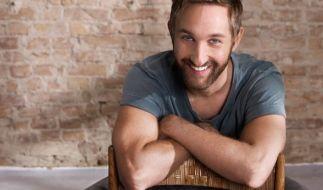 """Daniel Boschmann arbeitet seit Juni 2016 als Moderator beim Sat.1 - """"Frühstücksfernsehen"""". (Foto)"""
