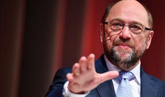Martin Schulz ist begeisterter Tagebuch-Schreiber. (Foto)