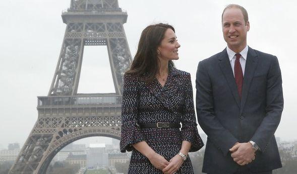 Royals nach Brexit auf Europa-Reise