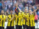 BVB vs. HSV am 27. Spieltag