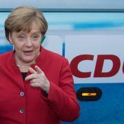Merkel frech und lebendig? So wird die Kanzlerin inszeniert (Foto)
