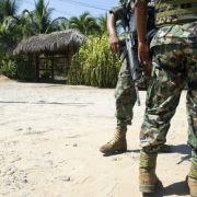 Deutsche Urlauber in Mexiko ausgeraubt (Foto)