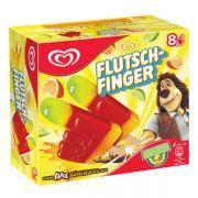 Kinder machen sich mit Wassereis ja sowieso die Hände dreckig, also warum nicht ein Eis in Form einer Hand herstellen?