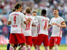 Mainz 05 - RB Leipzig Ergebnis 27. Spieltag