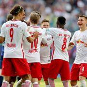 Leipzig gegen Mainz siegreich (Foto)
