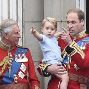 Raben-Opa? Darum sieht er Enkel Prinz George so selten (Foto)