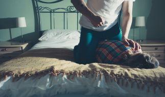 Eine behinderte Frau wurde acht Jahre lang als Sex-Sklavin gefangen gehalten. (Foto)