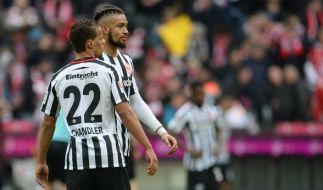 Eintracht Frankfurt muss vor dem Spiel gegen Werder Bremen zittern. (Foto)