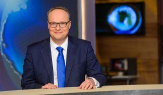 """In der """"heute show"""" präsentiert Oliver Welke den satirischen Wochenrückblick. (Foto)"""