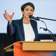 So will Frauke Petry die AfD zur Realpolitik zwingen (Foto)