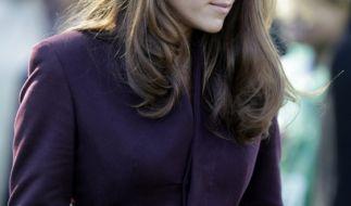 Kein Unschuldslamm: Kate Middleton hat US-Star Kim Kardashian eiskalt ignoriert. (Foto)