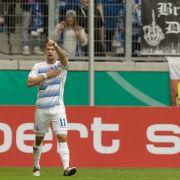 Das sind die Ergebnisse in der dritten Liga am 32. Spieltag (Foto)