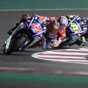 Maverick Vinales holt sich zweiten MotoGP-Sieg 2017 - Folger in den Top Ten (Foto)