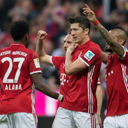 Borussia Dortmund unterliegt dem FCB mit 1:4 (Foto)