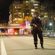 Sicherheitspolizei ermittelt nach bombenähnlichem Fund (Foto)
