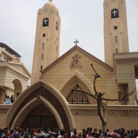 Viele Tote bei Anschlägen auf Christen in Ägypten (Foto)