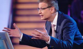 """Günther Jauch moderiert eine neue Folge """"Wer wird Millionär"""". (Foto)"""