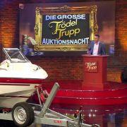 RTL2 verhökert Krimskrams für den guten Zweck (Foto)