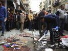 Teilreisewarnung für Ägypten