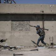 Mehr als 200 Kämpfer aus Deutschland ziehen gegen IS in den Krieg (Foto)