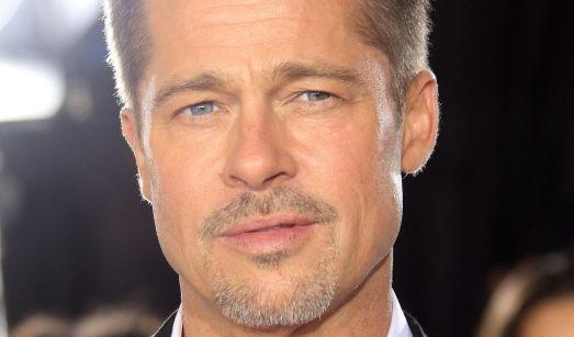 Brad Pitt verliebt?