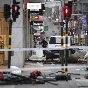 "Stockholm-Attentäter tönt: ""Ungläubige niedergemäht"" (Foto)"
