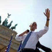 Obama kommt zum Evangelischen Kirchentag 2017 nach Deutschland (Foto)