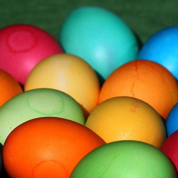 Techniken und Fragen rund ums Eierfärben (Foto)