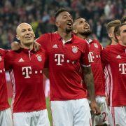 Ronaldo schießt Real Madrid gegen Bayern München zum 1:2-Sieg (Foto)
