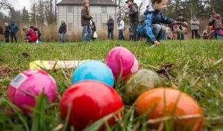 Am Gründonnerstag endet die 40-tägige Fastenzeit, gleichzeitig werden die Feierlichkeiten für das Osterfest eingeläutet. (Foto)