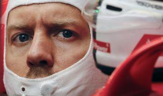Formel-1-Pilot Sebastian Vettel hat beim Großen Preis von Bahrain den Sieg fest im Blick. (Foto)