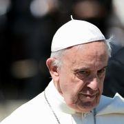 Jetzt warnt sogar der Pontifex vor einem 3. Weltkrieg (Foto)