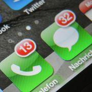 Vorsicht! Phishing-SMS im Namen von GMX verschickt (Foto)