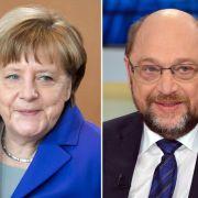 Schulz-Effekt verpufft! Angela Merkel wieder vorn (Foto)