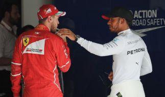 Sebastian Vettel hat von seinen Formel-1-Fahrerkollegen Kritik einstecken müssen. (Foto)
