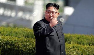 Kim Jong-un provozierte mit einem neuen Raketentest. (Foto)