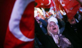 Erdogan hat das Referendum gewonnen. (Foto)