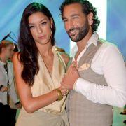 Rebecca Mir und Massimo Sinató testen ihre Liebe (Foto)