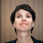 Frauke Petry will ARD und ZDF abschaffen (Foto)