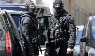 In Frankreich besteht vor der Wahl akute Terror-Gefahr. (Foto)