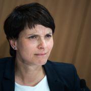 Frauke Petry erklärt Verzicht auf Spitzenkandidatur (Foto)