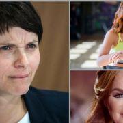 """Frauke Petry mit Rückzug -Andrea Berg abgehängt -Zickenkrieg bei """"Let's Dance""""? (Foto)"""